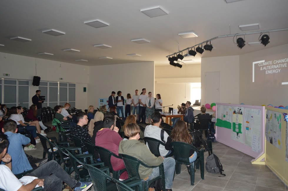 Conference in Kos about project – Energy Storage +